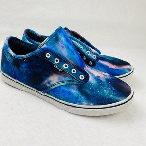 Vans Cosmic Celestial Print Shoes 7.5 Galaxy